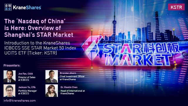 The 'Nasdaq of China' is Here: Overview of Shanghai's STAR Market