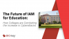 The Future of IAM for Education:How Colleges are Combating Cyberattacks