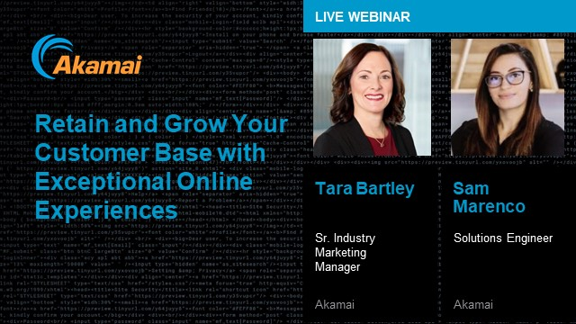 Retain and Grow Your Customer Base with Exceptional Online Experiences
