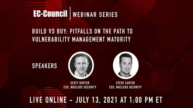 Build vs Buy: Pitfalls on the Path to Vulnerability Management Maturity