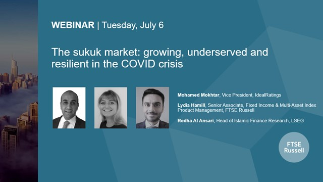 The sukuk market: growing, underserved and resilient in the COVID crisis
