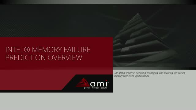 Boosting Data Center Infrastructure Uptime with Memory Failure Prediction