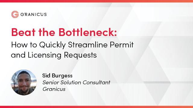 Beat the Bottleneck: How to Quickly Streamline Permit and Licensing Requests