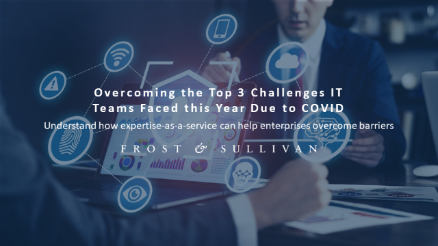 Overcoming the Top 3 Challenges IT Teams Faced this Year Due to COVID
