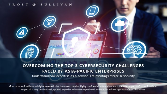 Overcoming the Top 3 Cybersecurity Challenges Faced by Asia-Pacific Enterprises
