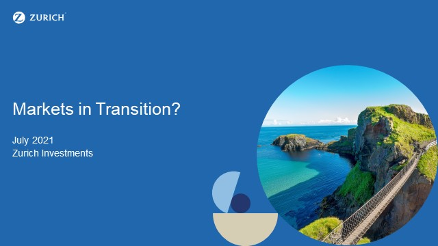 Investment Outlook 2021 - Markets in Transition?
