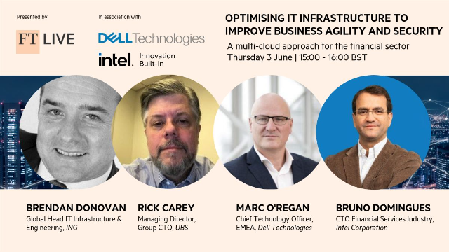 OPTIMISING IT INFRASTRUCTURE TO IMPROVE BUSINESS AGILITY AND SECURITY