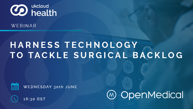 Harness technology to tackle surgical backlog