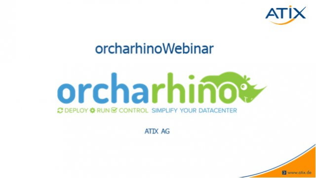 General overview and newest features of orcharhino (EN)