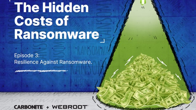Episode 3: Resilience against Ransomware