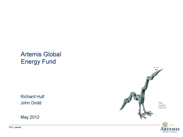 Artemis Global Energy Fund
