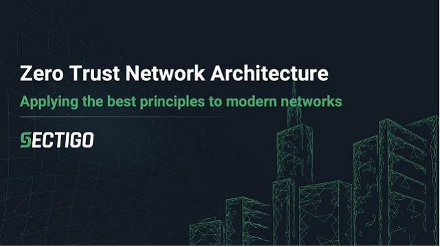 Applying the best Zero Trust principles to modern network architecture
