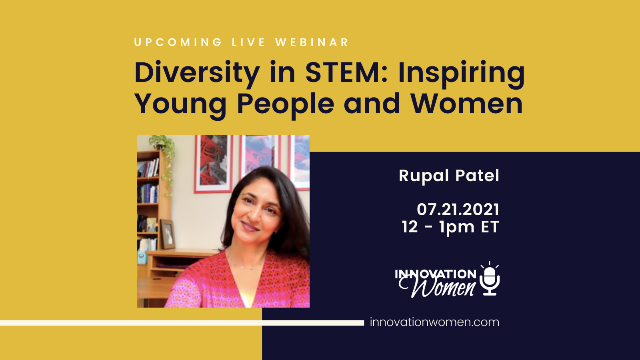 Diversity in STEM: Inspiring Young People and Women