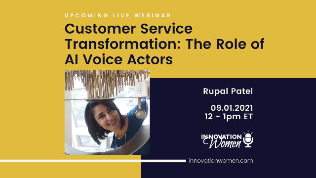 Customer Service Transformation: The Role of AI Voice Actors
