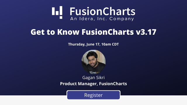 Get to Know FusionCharts 3.17