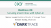 Darktrace #3: Securing Smart Cities with Cyber AI