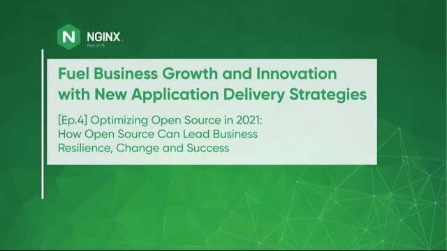 [Ep.4] Optimizing Open Source: How To Lead Business Resilience, Change & Success