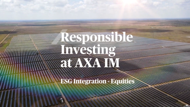 ESG Integration within Equities at AXA IM