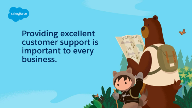 Providing excellent customer support is important to every business