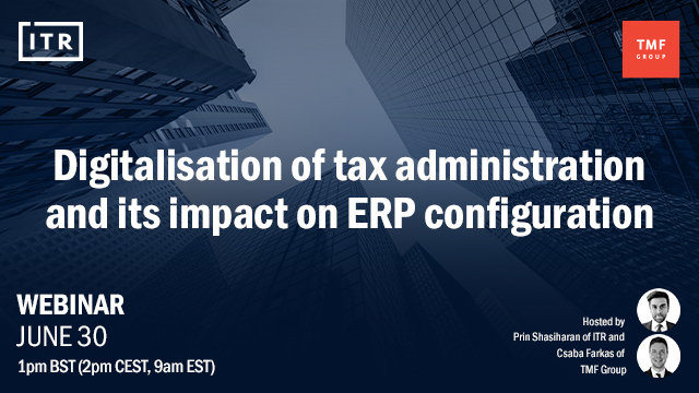 Digitalisation of tax administration and its impact on ERP configuration