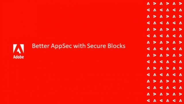 Better AppSec with Secure Blocks