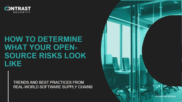 How To Determine What Your Open-Source Risks Look Like