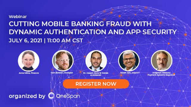 Cutting Mobile Banking Fraud With Dynamic Authentication And App Security