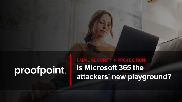 Is Microsoft 365 the attackers' new playground? Australia, Japan & SE Asia