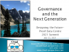 Governance and the Next Generation