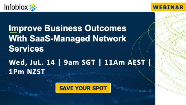 Improve Business Outcomes With SaaS-Managed Network Services