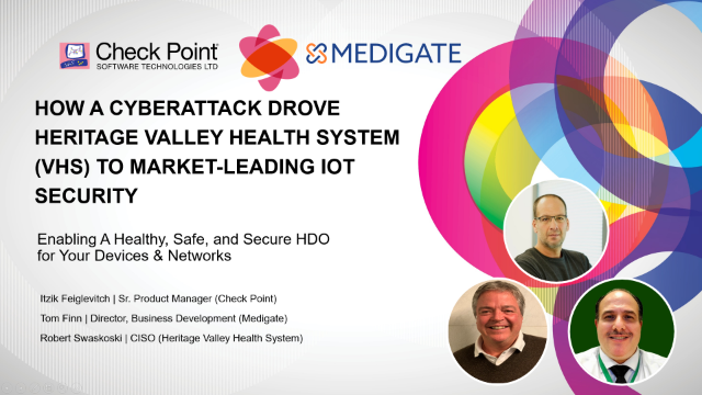 How a Cyberattack Drove HVHS to Market-Leading IoT Security