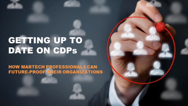 Getting up-to-date on CDPs