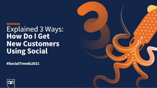 How Do I Get New Customers Using Social?