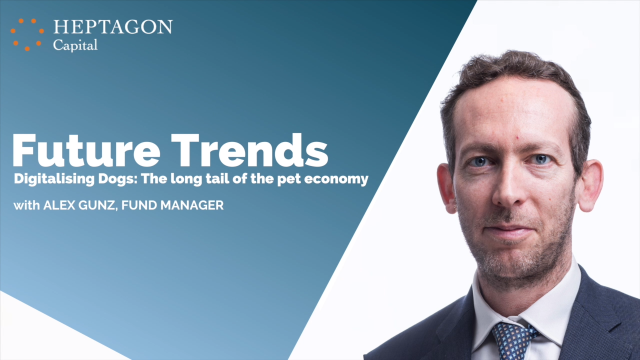 Future Trends - Digitalising Dogs: the Long Tail of the Pet Economy