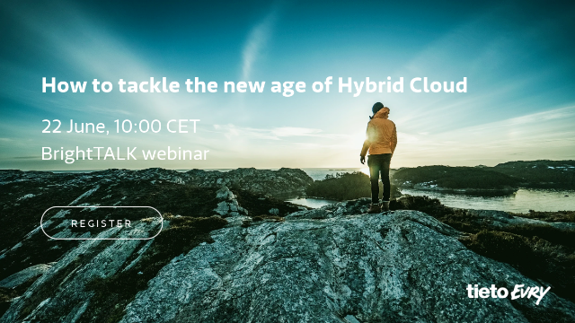 How to tackle the new age of Hybrid Cloud