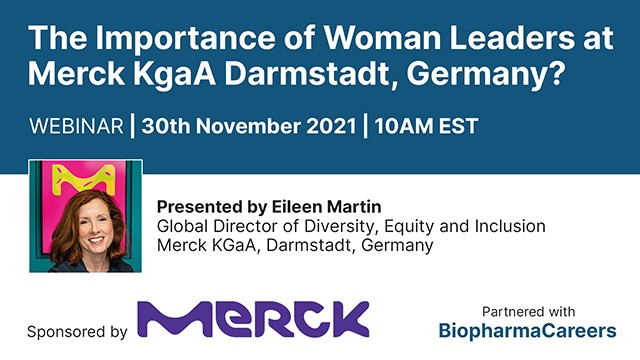 The Importance of Women Leaders at Merck KgaA Darmstadt, Germany?