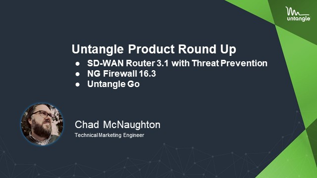 SD-WAN Router 3.1 with Threat Prevention