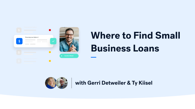 Where to Find Small Business Loans