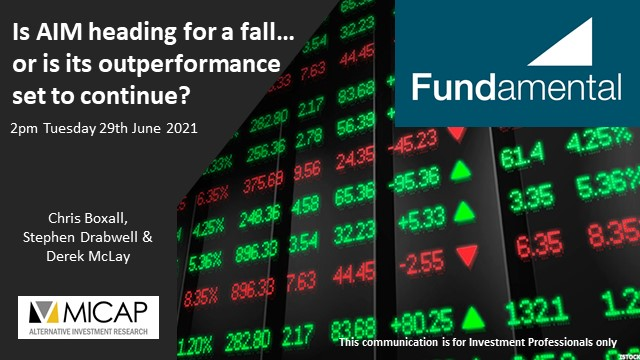 Is AIM heading for a fall...or is its outperformance set to continue?