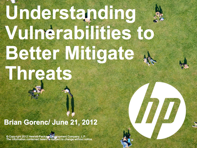 Understanding Vulnerabilities to Better Mitigate Threats