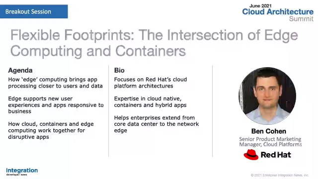 Flexible Footprints: The Intersection of Edge Computing and Containers