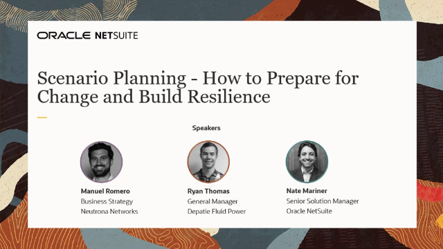 Scenario Planning - How to Prepare for Change and Build Resilience
