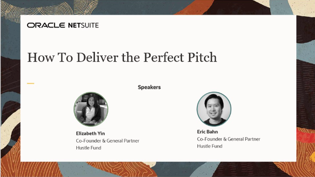 How To Deliver the Perfect Pitch