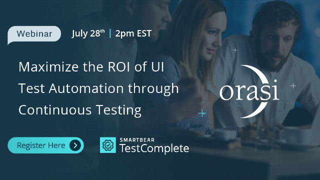 Maximize the ROI of UI Test Automation Through Continuous Testing