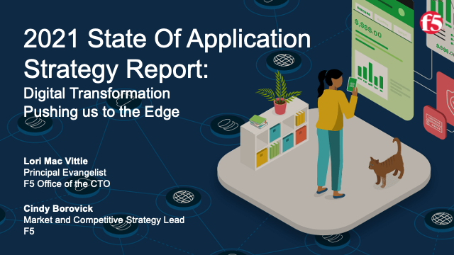 2021 State of Application Strategy Report