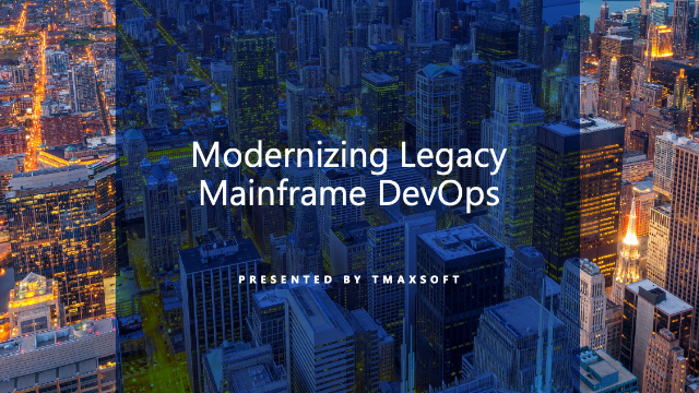 Fast, Agile, Scalable. Achieving Genuine Mainframe DevOps