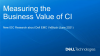 New IDC Research: The Business Value of VxBlock Converged Infrastructure