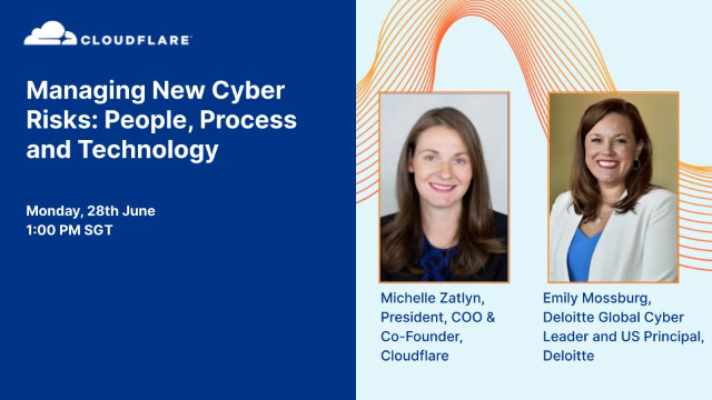 Managing New Cyber Risks: People, Process and Technology