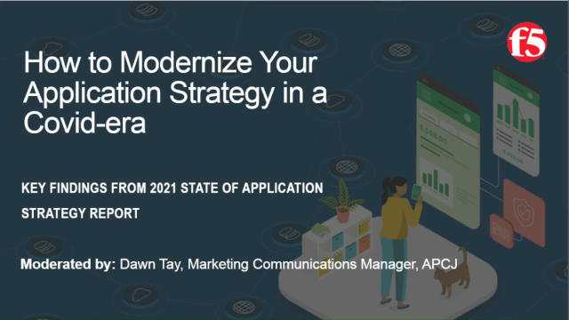 How to Modernize your Application Strategy in a COVID-era