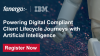 Powering Digital Compliant Client Lifecycle Journeys with AI